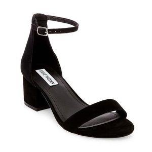 Steve Madden | Ireneew Black Suede Heels
